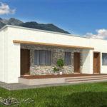 проект дома из теплоблока SDn-833 8