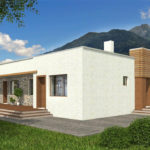 проект дома из теплоблока SDn-833 9