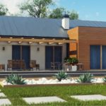 проект каркасно-монолитного дома SDn-296 10