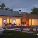 проект каркасно-монолитного дома SDn-296 2