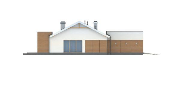 проект каркасно монолитного дома SDn 296 3