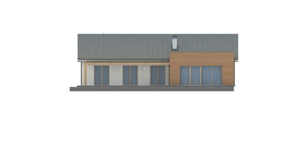 проект каркасно монолитного дома SDn 296 4