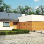 проект каркасно-монолитного дома SDn-296 5