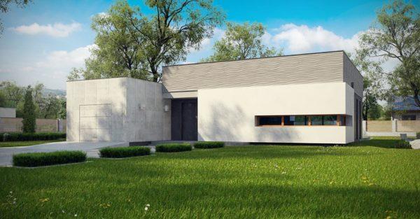проект каркасно монолитного дома SDn 413 1