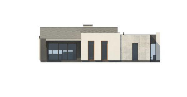 проект каркасно монолитного дома SDn 413 3