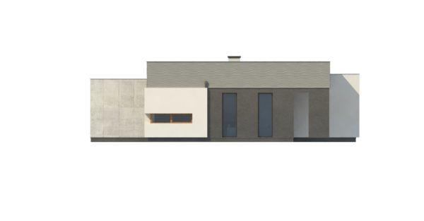 проект каркасно монолитного дома SDn 413 4