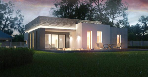 проект каркасно монолитного дома SDn 413 5