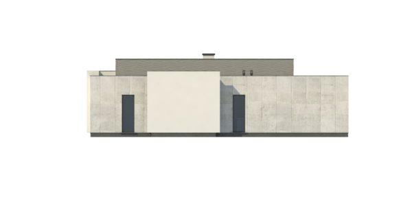 проект каркасно монолитного дома SDn 413 6