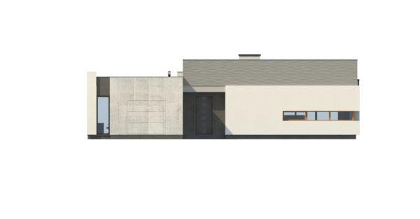 проект каркасно монолитного дома SDn 413 7