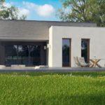 проект каркасно-монолитного дома SDn-413 8
