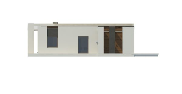 проект каркасно монолитного дома SDn 414 10