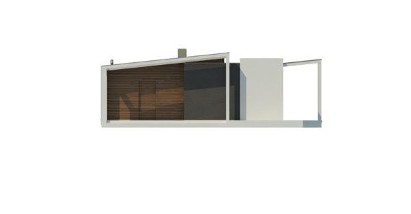 проект каркасно монолитного дома SDn 414 11