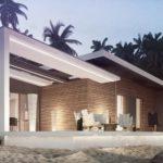 проект каркасно-монолитного дома SDn-414 2