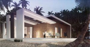 проект каркасно монолитного дома SDn 414 2