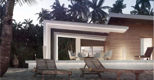 проект каркасно монолитного дома SDn 414 3