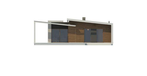 проект каркасно монолитного дома SDn 414 6