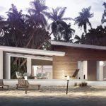 проект каркасно-монолитного дома SDn-414 8