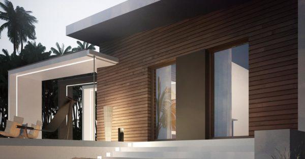 проект каркасно монолитного дома SDn 414 9