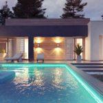 проект каркасно-монолитного дома SDn-422 1
