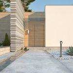 проект каркасно-монолитного дома SDn-422 2