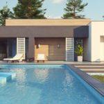 проект каркасно-монолитного дома SDn-422 4