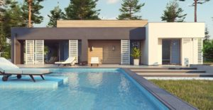 проект каркасно монолитного дома SDn 422 4