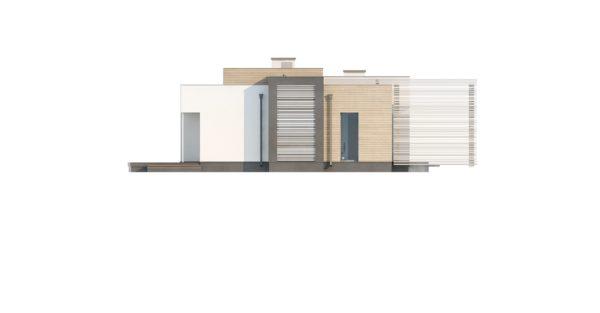 проект каркасно монолитного дома SDn 422 5