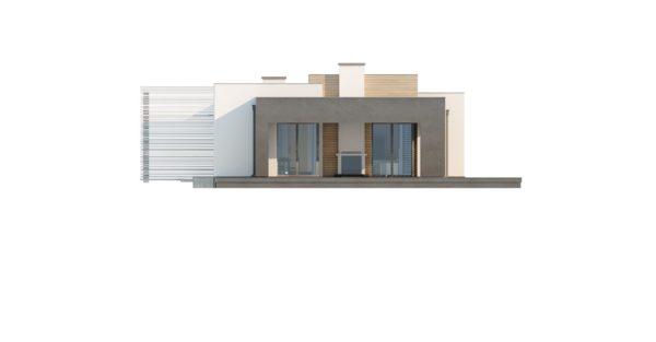 проект каркасно монолитного дома SDn 422 7