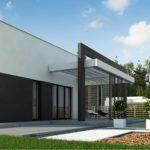 проект каркасно-монолитного дома SDn-427 2