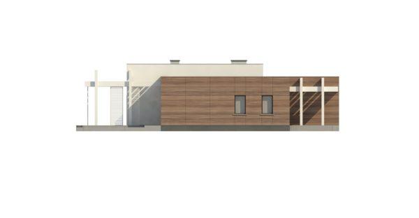 проект каркасно монолитного дома SDn 427 5