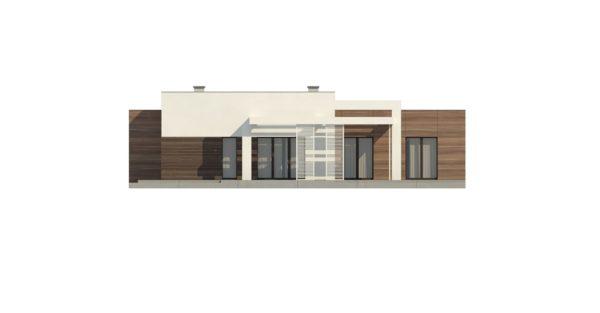 проект каркасно монолитного дома SDn 427 6