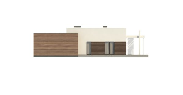 проект каркасно монолитного дома SDn 427 8