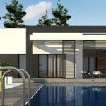 проект каркасно-монолитного дома SDn-427 9