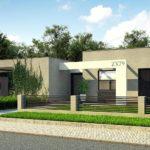 проект каркасно-монолитного дома SDn-428 1