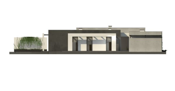 проект каркасно монолитного дома SDn 428 10