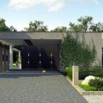 проект каркасно-монолитного дома SDn-428 2