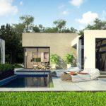 проект каркасно-монолитного дома SDn-428 3
