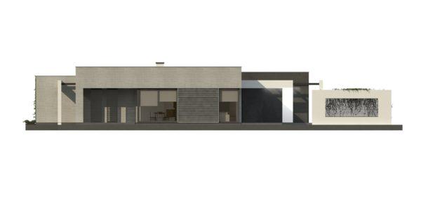 проект каркасно монолитного дома SDn 428 5