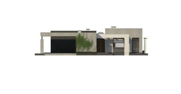 проект каркасно монолитного дома SDn 428 7
