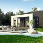 проект каркасно-монолитного дома SDn-428 9