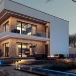 проект каркасно-монолитного дома SDn-429 3
