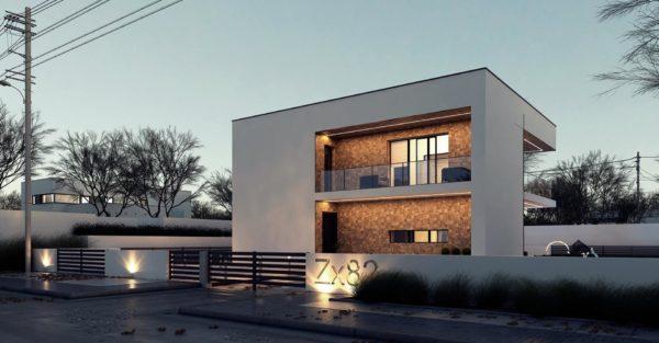 проект каркасно монолитного дома SDn 429 5