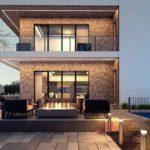проект каркасно-монолитного дома SDn-429 6