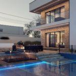 проект каркасно-монолитного дома SDn-429 8