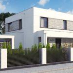 проект каркасно-монолитного дома SDn-430 5