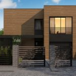 проект каркасно-монолитного дома SDn-431 4