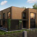 проект каркасно-монолитного дома SDn-431 8