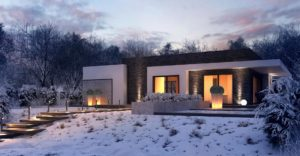 проект каркасно монолитного дома SDn 434 2