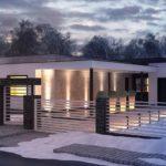 проект каркасно-монолитного дома SDn-434 3
