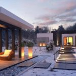 проект каркасно-монолитного дома SDn-434 5